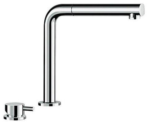 Однорычажный смеситель для кухни (мойки) Blanco PERISCOPE S-F II (хром)