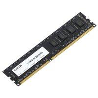 Модуль памяти DDR3 2GB AMD R532G1601U1S-UO PC3-12800 1600MHz CL11 1.5V Black RTL