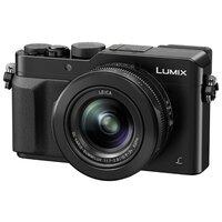 Компактный цифровой 4K фотоаппарат Panasonic LUMIX Panasonic DMC-LX100