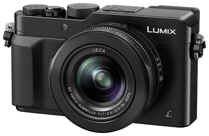 Panasonic Компактный фотоаппарат Panasonic Lumix DMC-LX100
