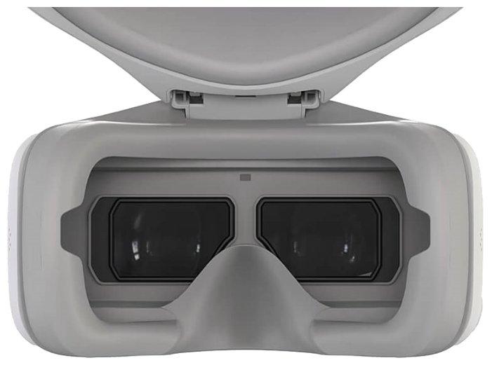 Купить очки dji goggles для диджиай dji защита объектива синяя мавик айр по акции