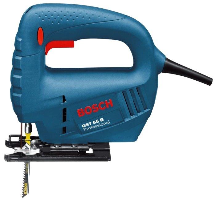 Bosch Лобзик Bosch GST 65 B 600Вт 3100ходов/мин