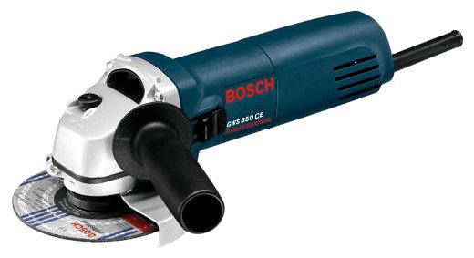 Bosch Углошлифовальная машина Bosch GWS 850 CE Professional 850Вт