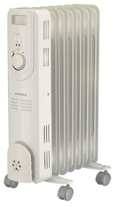Масляный радиатор SUPRA ORS-07-S2