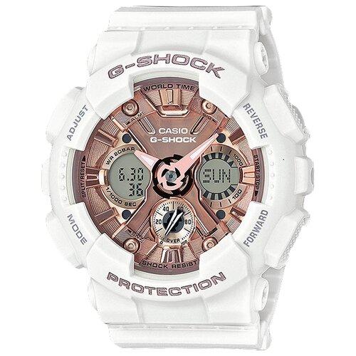 Наручные часы CASIO GMA-S120MF-7A2 наручные часы casio gma s140nc 5a1