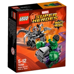 Конструктор LEGO Marvel Super Heroes 76066 Халк против Альтрона