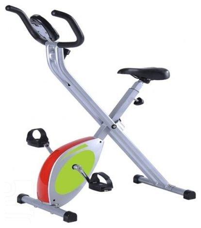 Вертикальный велотренажер American Motion Fitness 4203