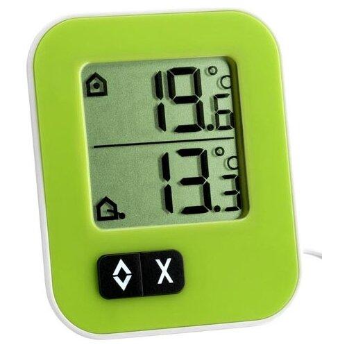 Термометр TFA 30.1043 зеленый / белый