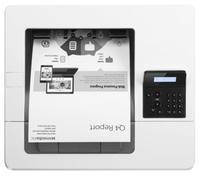 Принтер HP LaserJet Pro M501dn белый