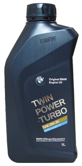 Моторное масло BMW TwinPower Turbo Longlife-04 0W-30 1 л