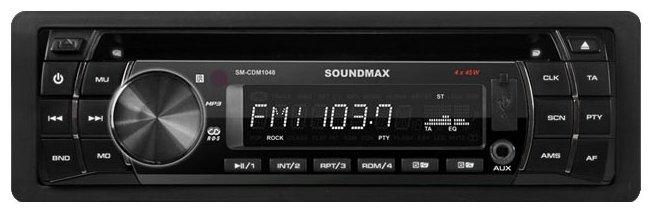 Автомагнитола SoundMAX SM-CDM1048