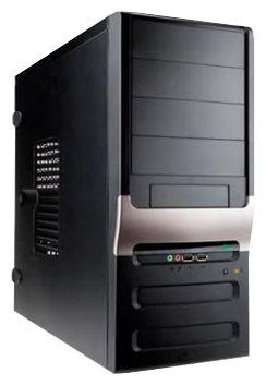IN WIN Компьютерный корпус IN WIN EC025 w/o PSU Black