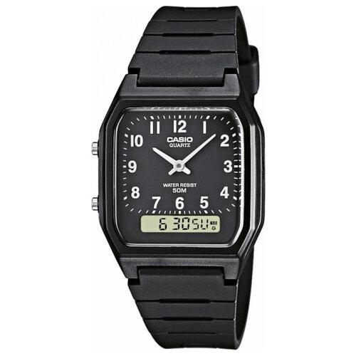 Наручные часы CASIO AW-48H-1B casio aw 48h 7b