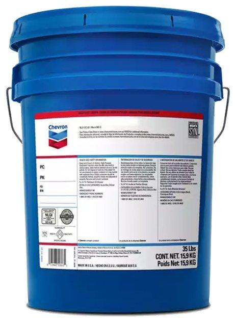 CHEVRON HDAX Prediluted 50/50 Coolant/Antifreeze Phosphate Free