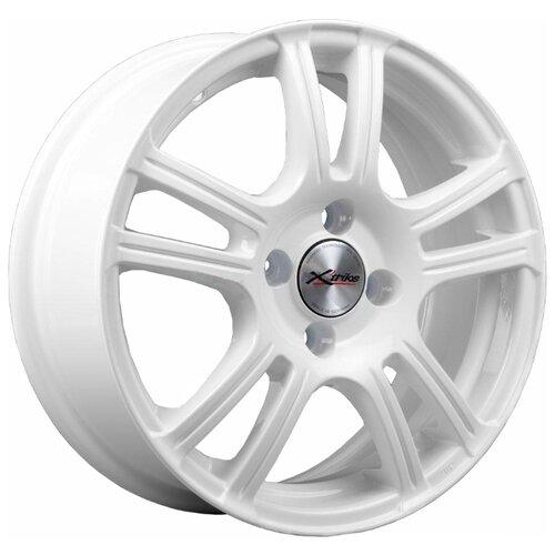 Фото - Колесный диск X'trike X-105 6x15/4x100 D67.1 ET45 W колесный диск x trike x 105 6x15 4x100 d67 1 et45 bk fp