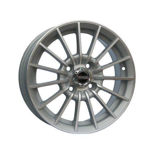 Фото - Колесный диск Tech-Line 532 6х15/4х98 D58.6 ET35, SD колесный диск x race af 07 5 5х14 4х98 d58 6 et35 bkf