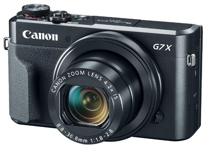 Canon Компактный фотоаппарат Canon PowerShot G7X Mark II