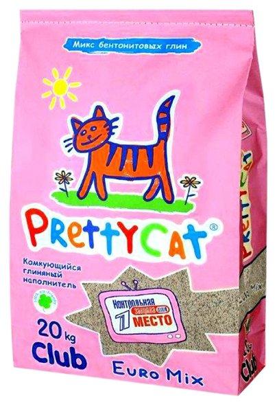 PrettyCat Euro Mix (20 кг)