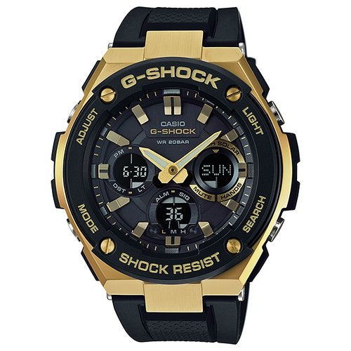 Наручные часы CASIO GST-S100G-1A наручные часы casio gst b400d 1a