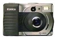 Фотоаппарат Konica Q-M100