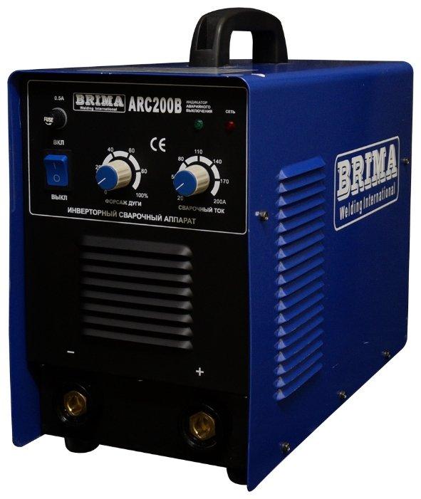 Сварочный аппарат BRIMA ARC-200B