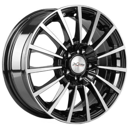 цена на Колесный диск X'trike X-106 6.5x15/5x110 D65.1 ET35 BK/FP