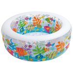 Детский бассейн Intex Aquarium 58480