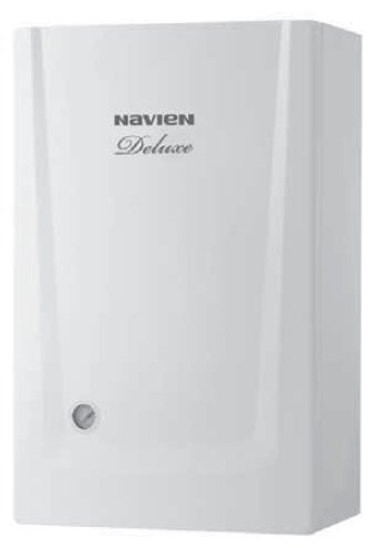 Газовый котел Navien DELUXE 16K 16 кВт двухконтурный