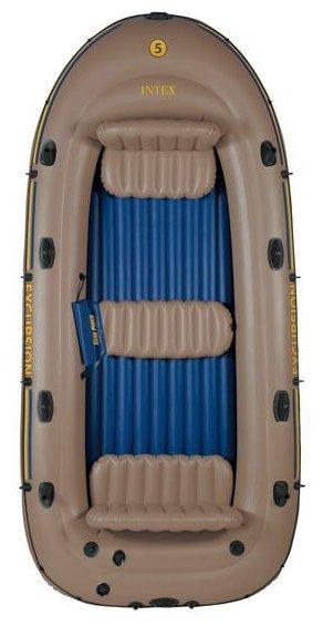 Надувная лодка Intex Excursion-5 Set (68325)