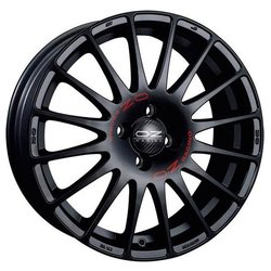 Колесные диски OZ Racing Superturismo GT 7x18/4x100 D68 ET39 Matt Black