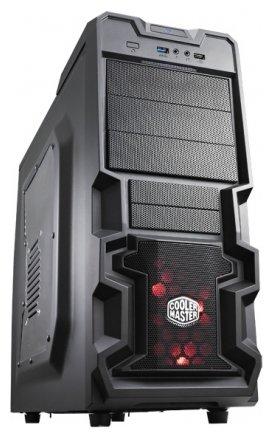 Cooler Master K380 (RC-K380-KWN1) w/o PSU Black
