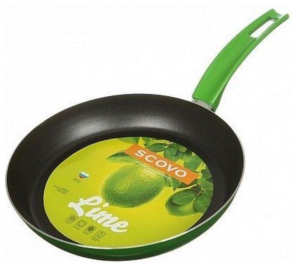 Сковорода Scovo Citrus lime RT-004L 26 см