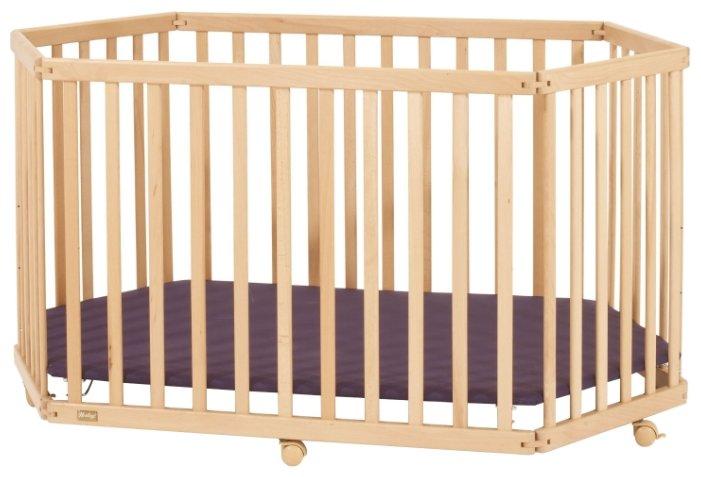 Манеж-кровать Herlag Н-1047