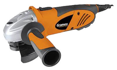 УШМ Gramex HAG-115-900-1C, 900 Вт, 115 мм