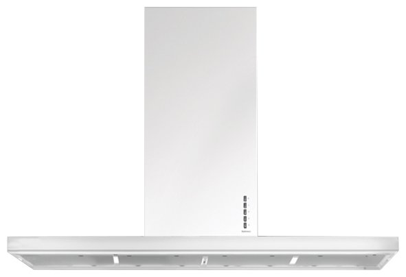 Вытяжка LUX ISOLA 120 WHITE (800) ECP, Falmec