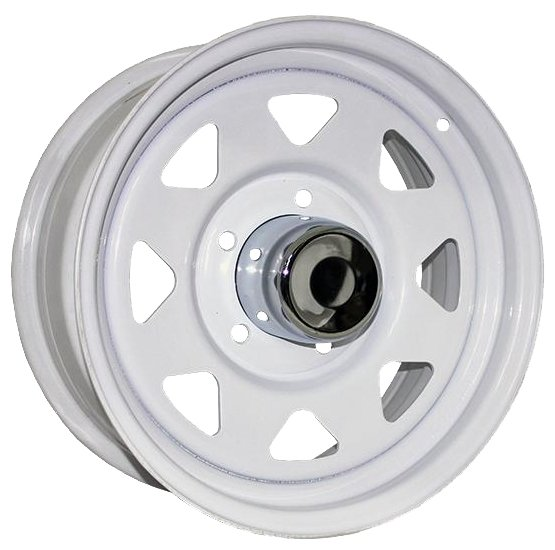 Колесный диск Trebl Off-road 01 8x15/6x139.7 D108.7 ET-16 White