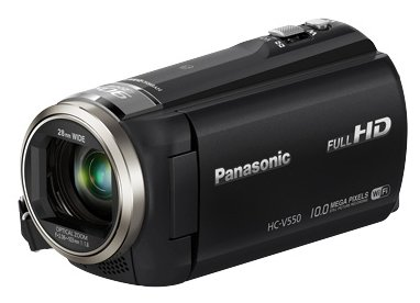Видеокамера Panasonic HC-V550