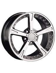Racing Wheels H-282 8x18 5x115 ET 15 Dia 71.6 IMP/CB - фото 1