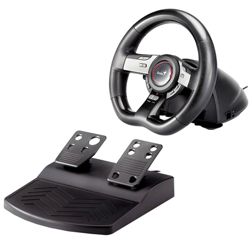 драйвер руля genius speed wheel 5