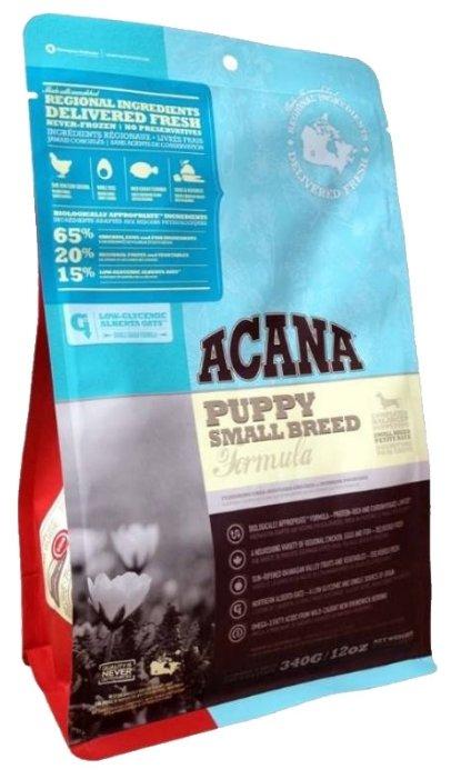 Корм для собак Acana Heritage Puppy Small Breed