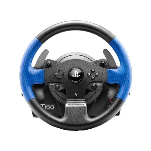 Купить со скидкой Руль Thrustmaster T150 Pro Force Feedback черный/синий