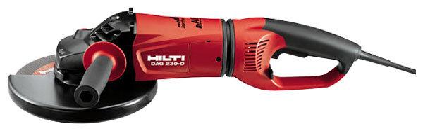 УШМ Hilti DAG 230-D коробка, 2200 Вт, 230 мм
