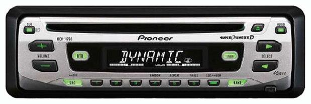 Pioneer DEH-1750R
