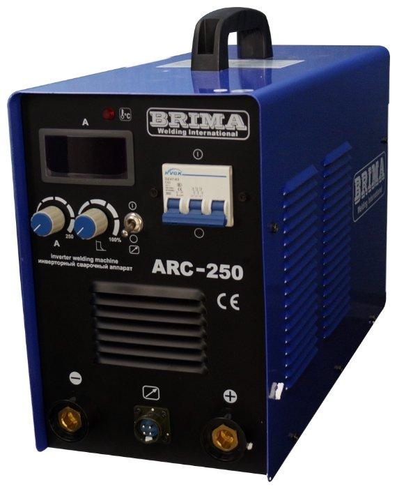 Сварочный аппарат BRIMA ARC-250 (380)