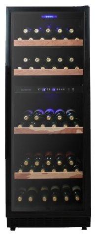 Встраиваемый винный шкаф Dunavox DX-96.270K