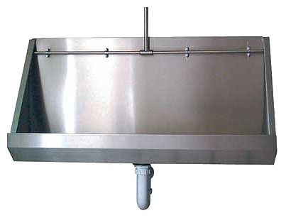 Писсуар Twyford Stainless Steel PS8201SS