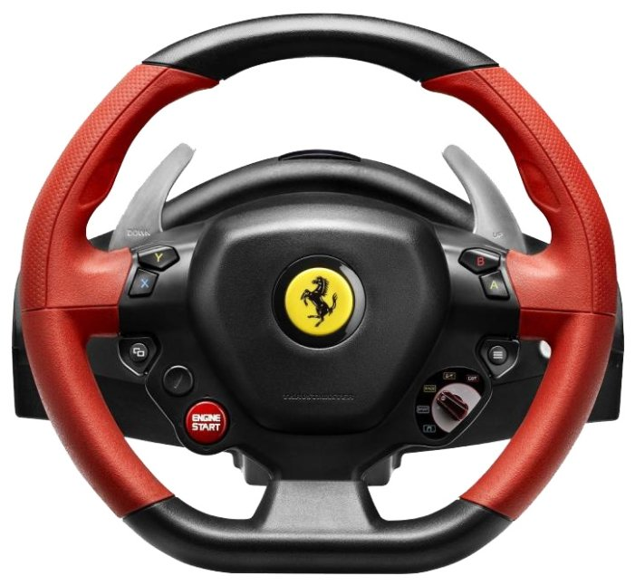 Thrustmaster Руль Thrustmaster Ferrari 458 Spider Racing Wheel
