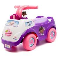 Каталка-машинка Kiddieland Доктор Макстаффин от 1 года фиолетовый пластик музыкальная 051409