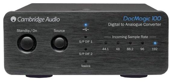Cambridge Audio ЦАП Cambridge Audio DacMagic 100