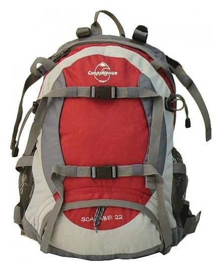 Рюкзак Снаряжение Scarabei 22
